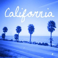 California (blue)