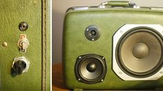 THUMP TRUNK: THE SUITCASE BOOM BOX