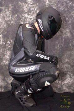 #LeatherBiker #Dainese