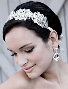 Short Bridal Hairstyles 2013-2