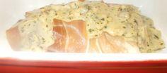 Verrukkelijke Kabeljauwfilet In Rauwe Ham Met Champignon Pestoroomsaus recept   Smulweb.nl