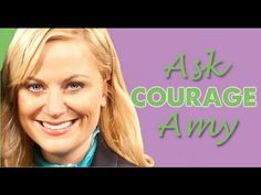 Smart Girls step out of the comfort zone. Amy P. talks about COURAGE.  #courage