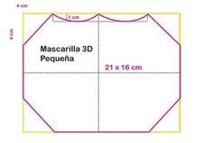 Mascara de tecido 3D: Moldes e medidas em todos os tamanhos para imprimir grátis - Como Fazer Easy Face Masks, Diy Face Mask, Sewing Hacks, Sewing Tutorials, Diy Kids Furniture, Diy Mask, Sewing Patterns Free, Diy For Kids, Line Chart