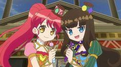Mikan and Aroma