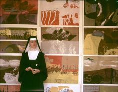 Corita Kent (1965), US Roman Catholic nun and also a recognised Pop art artist #womensart