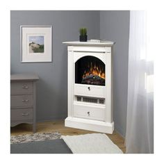White Corner Fireplace Electric Master Dx091 Jpg Dimplex