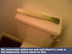 Have a leak? We can help!