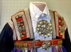 Traditional Norwegian wedding and marriage clothing Norwegian Clothing, Norwegian Wedding, Going Out Of Business, Norway, Marriage, Weddings, Traditional, Clothes, Hipster Stuff