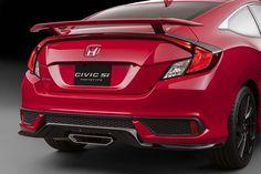 爆冷搭載1.5 VTEC Turbo動力 《Honda Civic Si Prototype》原型模樣先亮相| 國王車訊 KingAutos