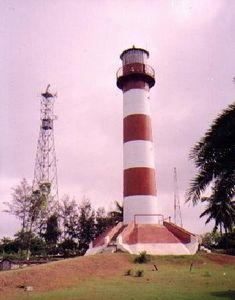 Lighthouses of India: West Bengal, Orissa, and Andhra Pradesh, Sagar Island