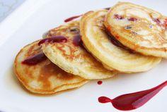 Die fruchtigen #Pancakes gelingen Ihnen mit diesem Rezept garantiert. Sie schmecken flaumig und lecker.