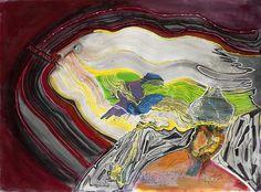 Luis Felipe Noe, 'Que hago,' 2015, Galería Rubbers Internacional