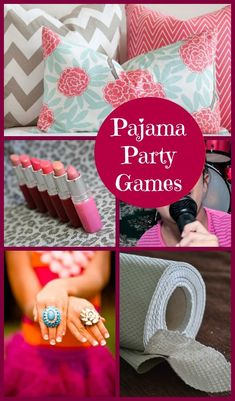 Remember all those fun games you used to play at sleepovers when you were younger? Time to relive those days with your own daughter! Check out our favorite pajama party games for girls!