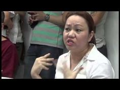 Janet Napoles takes the floor at Inquirer (Fourth of 5 parts)