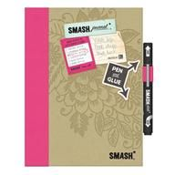 Learn all about SMASH book journal or how to counterfeit your own. Tutorials/printables available.  Great site
