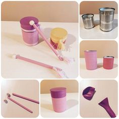 #tutorial come costruire un tamburo con materiali di riciclo