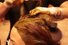 There are many benefits of henna for hair. Read this article to know the benefits of henna for hair . It is used to treat many hair problems such as henna treatment for hair fall, dandruff, dry hair, hair growth etc.  There is different ways to prepare henna hair pack as per the hair problem. It is required to mix mehandi with other ingredients to get the perfect solution for your different hair problems. The methods to use Henna on Hair are as follows-