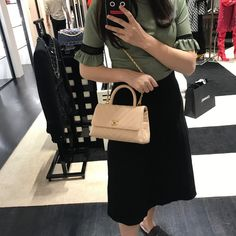 c36c82a3905efb 12 Best chanel coco handle images in 2019 | Chanel bags, Chanel coco ...