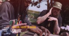 Jah Sun and House Of Riddim - Salute (VIDEO)