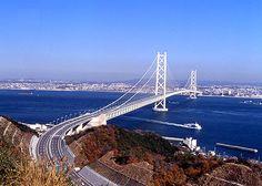 Top 5 Longest Suspension Bridges in the world