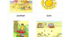 ZOMER - Woordkaarten (Dagmar Stam).pdf