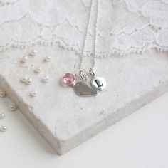 Little Bird Personalised Necklace