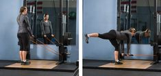If building a lot of muscle mass is among your clients' fitness goals, the deadlift should be one of your go-to exercises. This power move helps train numerous major muscles, including the hamstrings, glutes, lower-back and trapezius muscles. Learn how to teach your clients this essential move, as well as five variations that challenge additional muscles.
