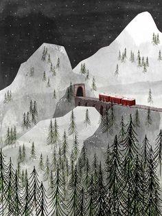 Josie Portillo, The Longest Train Ride To Zermatt
