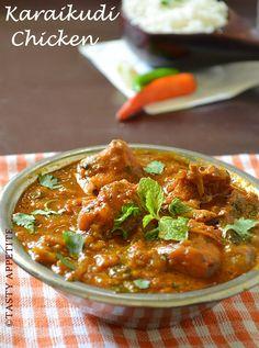 How to make Chettinad Pepper Chicken Masala / Karaikudi Chicken / Restaurant Style Recipe / spicy chicken, easy step by step, authentic chicken recipes