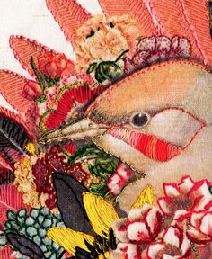 Laura McKellar embroidery