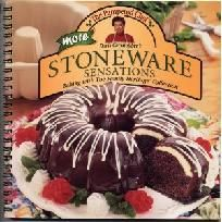 THE PAMPERED CHEF: MORE STONEWARE BAKING SENSATIONS COOKBOOK ~ New Free Shipping