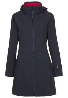Softshell-jakke - grå