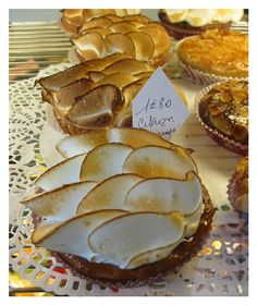 Lucy's Kitchen Notebook: About French Pastries
