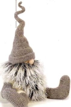 Alan-Dart-GNOMES-Knitting-Pattern