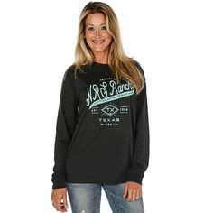 Shop NRS Ranch Heather Charcoal T-Shirt