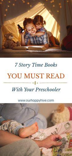 Story Time, Preschool Books, Bedtime books for kids, Books for Preschoolers, Books for Toddlers