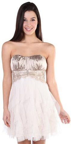 #Deb Shops                #Skirt                    #strapless #satin #bust #party #dress #with #glitter #tendril #skirt          strapless satin bust party dress with glitter tendril skirt                                             http://www.seapai.com/product.aspx?PID=1870483