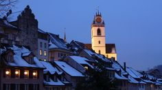 Aarau - Switzerland Tourism with video