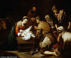 The image of Jesus being born in a stable has adorned thousands of  stained-glass windows, paintings and Christmas cards, but a Christian scholar has suggested the idea may be a myth born of poor translation