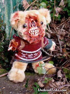 Holy sh*t these undead teddy bears are terrifying - Aaaaaaaaaaahhhhh!
