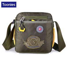 d91522adb636 men quotes Travel Canvas Bags Small Man Crossbody Messenger Bag Men's  Casual Shoulder Bag Satchel Casual