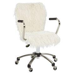FurliciousFaux-FurAirgo Arm   Armless Chair #pbteen