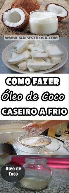 COMO FAZER ÓLEO DE COCO CASEIRO A FRIO (Extra Virgem), o verdadeiro óleo de coco, faça e economize uma boa grana.