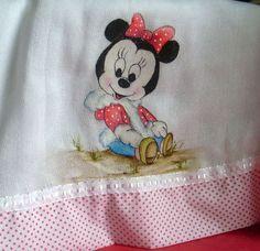 Fraldas Pintadas A Mão Para Bebês