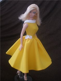 Not a fan of the doll, but like the dress