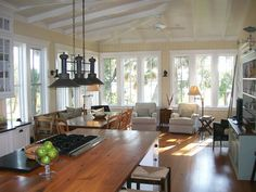 House Plans - Home Plan Details : Plantation Style with a View