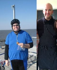Hear how a chef lost 127# and changed his life on this weeks podcast.