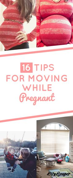When I was 26 weeks pregnant, my husband and I found out that we would be moving states due to work opportunities. Here are some of my tips for moving in the 3rd trimester of pregnancy.