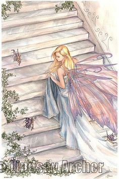 Lindsay Archer Fairy Art Return of the Queen