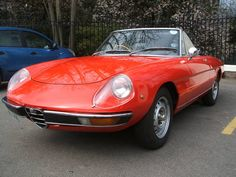 Beautiful 1975 Alfa Romeo Spider 2000 much loved SOLD